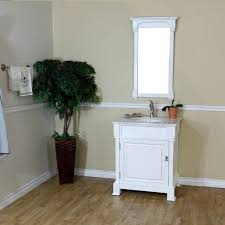 lovely bella antique white bathroom vanity cabinet with single