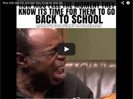 Going Back To School Memes - how kids feel about going back to school that s too funny