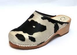 cadeau en bois pour femme sabots suédois en bois et cuir sandales bois homme femme
