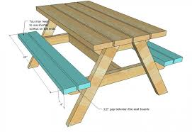 Free Plans For Wood Picnic Table by Bench Transforms Into Picnic Table Plans Bench Turns Into Picnic