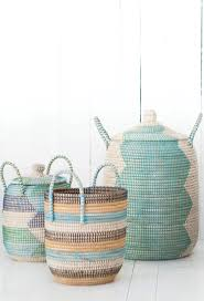 decorative laundry hampers baskets barefootstyling com home accessories pinterest