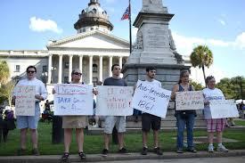 Flag Sc South Carolina Confederate Flag Sparks Controversy Pundits React
