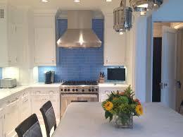 blue tile kitchen backsplash interior color blue don u0027t like typical subway tile pattern good blue tile