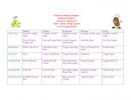 preschool lesson plan template book w elipalteco