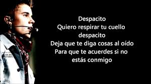 despacito ft justin bieber luis fonsi despacito ft justin bieber daddy yankee lyrics video