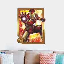 online get cheap super heroes wall stickers vinyl aliexpress com
