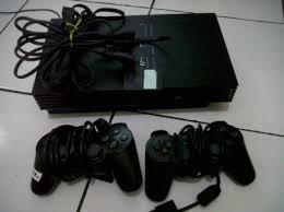 Jual Murah jual murah ps2 tebal bekas console mesin harddisk 160gb