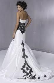 robe de mari e noir et blanc robe mariée blanche et mariage toulouse