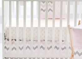 Grey Chevron Crib Bedding Set Chevron Crib Bedding Set Buythebutchercover Com