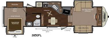 keystone montana floor plans used 2015 keystone rv montana 3850fl fifth wheel at blue dog rv