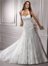 wedding dresses without straps a line halter straps beaded lace wedding dress with buttons