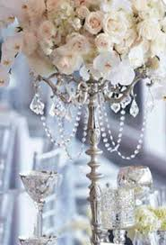 Crystal Chandelier Centerpiece Crystal Decorations