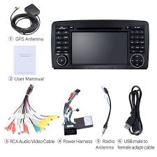 all in one android 6 0 2006 2013 mercedes benz r class w251 r280