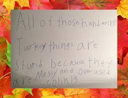reveal what thanksgiving means to them and some are