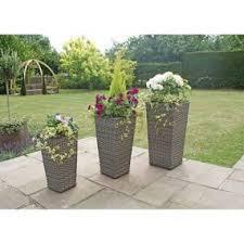 garden pots and planters dunelm