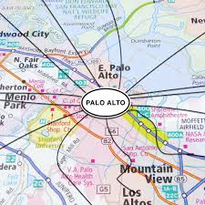 De Anza College Map Stanford Now Law California U2014 Paths From Palo Alto