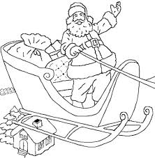 coloring doodle santa elves pages printable pictures