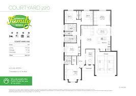 courtyard 220 affordable family homes