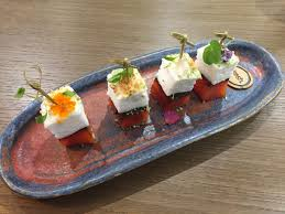 canape york york restaurant gets michelin award for exceptionally food