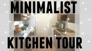 Minimalist Family Minimalist Family Apartment Kitchen Tour Simple Living