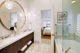 Round Bathroom Mirror With Shelf by Gold Convex Bathroom Mirror Design Ideas