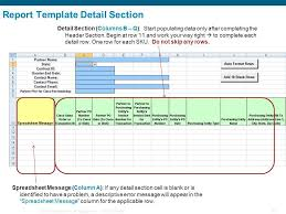 purchasing report template excel monthly purchase activity report