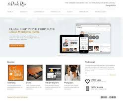 free responsive html templates 100 free responsive html5 css3 website templates web creative all