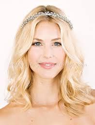 wedding hair with headband bridal headbands headband for brides hairstyles for weddings