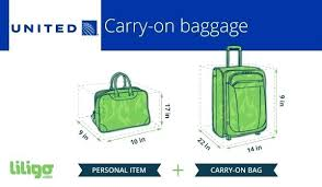 united carry on rules united airlines baggage rules ubound co