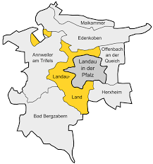 Vg Bad Bergzabern File Karte Verbandsgemeinde Landau Land Png Wikimedia Commons
