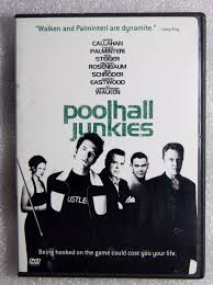 rare oop poolhall junkies hbo widescreen dvd rick schroder