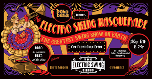 electro swing italia afbeeldingsresultaat voor electro swing poster electro swing