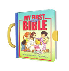 learning is fun my first handy bible