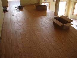 floor contemporary home interior decoration with cork tiles