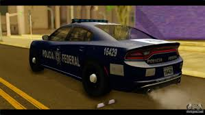 police charger dodge charger 2015 mexican police for gta san andreas