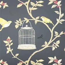 Wallpaper With Birds Birdcage Walk Wallpaper