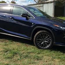 lexus suv price melbourne lexus rx review 2016 350 f sport price features pampering