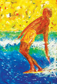 themed paintings sea surf exhibit and fair visit mar