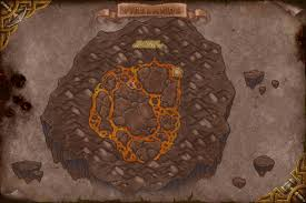 World Of Warcraft Map Firelands Raid Guides For World Of Warcraft Strategies Trash