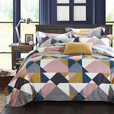 geometric pattern bedding geometric bedding sets bedding sets