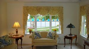 large swag window treatment easy swag window treatment