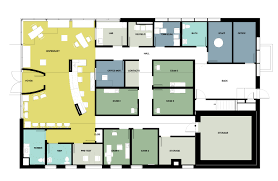 Offices Floor Plans Optometry Office Renovation Sealander Architects