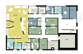 Renovation Floor Plans by Optometry Office Renovation Sealander Architects