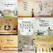 mixed styles wall quotes decal words lettering saying use modern wall stickers properly can bring big changes your house flower and grass monkey decals for the spring blue yellow