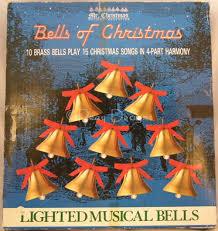 le chat noir boutique mr christmas bells of christmas musical