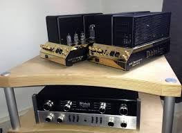 home theater monoblock amplifier mcintosh labs 60th anniversary edition c22 preamplifier and mc75