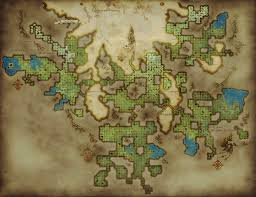 Ff9 World Map by Eorzea Then And Now
