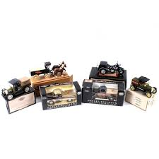 toys hobbies contemporary manufacture find harley davidson harley davidson collection of 6 six wonderful diecast banks in original boxes from harley