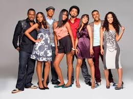 The Social Cast by Baldwin Hills Season Three Cast