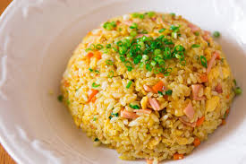 curry fried rice recipe fresh tastes pbs food